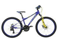 "Carrera Blast Boys' Mountain Bike - 24"""