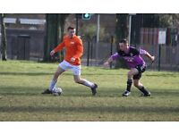 NEW TO LONDON? PLAYERS WANTED FOR FOOTBALL TEAM. FIND A SOCCER TEAM IN LONDON. Ref: ftrs2