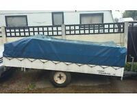 6 berth trailer tent