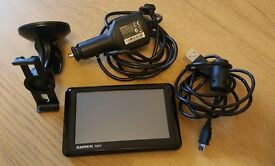 Garmin Nuvi 1310 Sat Nav - Barely Used Excellent Condition