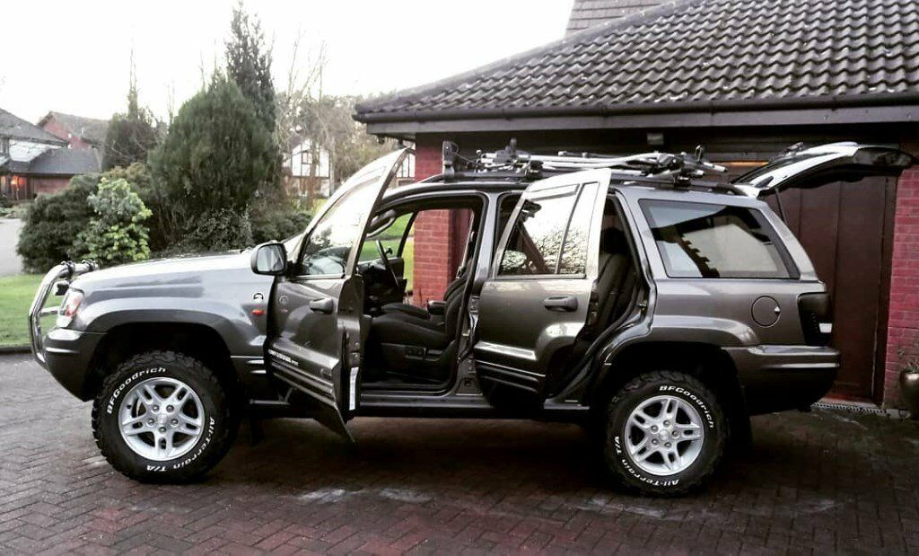 One Off Custom 2005 Jeep Grand Cherokee 4 0 Wj Roader Not Discovery Pajero Patrol