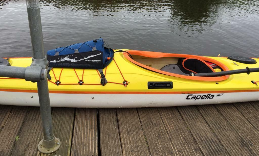 P&H Capella sea kayak