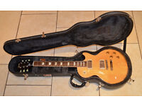 Gibson Les Paul Standard 2005 Trans Amber