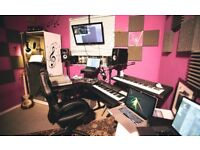 £12ph !! Music Studio with Experienced Producers/Sound engineers
