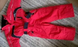 No Fear snow suit (3-4yo)
