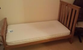 Cot bed Mothercare cotbed