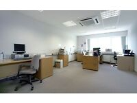 4 desks available now for £933.00 per month