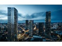 New luxury apartments in Manchester