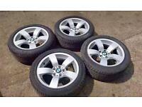 "BMW 5 Series, E60, E61 17"" Sport Alloy Wheels, Alloys"