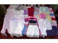 Assorted Girls clothes.