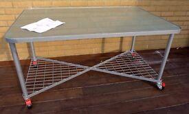 Ikea Moment Desk - On Castors - Scarce Item