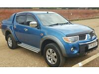 Mitsubishi L200 Elegance Fully Loaded