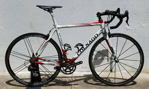 Colnago C59 Italia! S/M. Chorus 11s. Campy Eurus Whls. Dulwich Hill Marrickville Area Preview