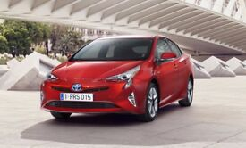 PCO REGISTERED TOYOTA PRIUS UBER READY FROM £190 A WEEK INCLUDING FULLY COMP INSURANCE