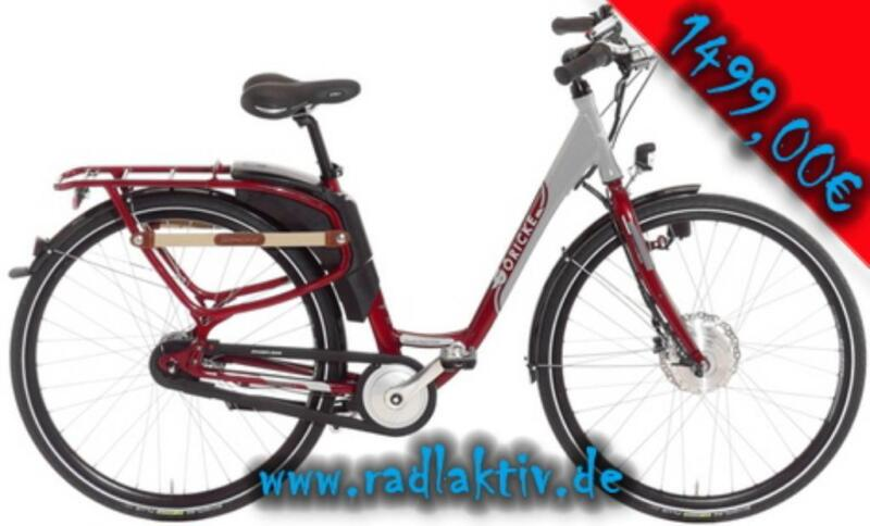 g ricke darlington e bike neu in bayern. Black Bedroom Furniture Sets. Home Design Ideas