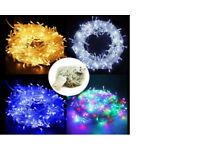 led string lights several outdoor or inside - for sale as Job lot 150 ono