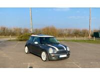 MINI COOPER S 2004 R53 supercharged Bespoke Janspeed exhaust system