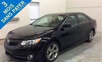 2012 Toyota Camry SE CUIR NAVIGATION