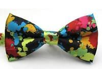 men's adjustable bow ties