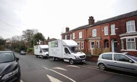 Man and Van Removals 24/7 URGENT and Short Notice house office appartment