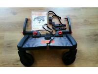 Universal Lascal maxi buggy board. Complete with connectors and strap. Feltham