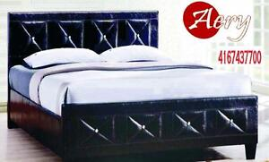 BED ON HUGE SALE!!!!!PAY AND PICK UP AT SAME TIME!!!!!!CALL 4167437700