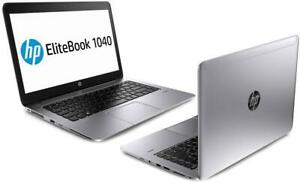 HP EliteBook 1040 G4 Core i7-7820HQ 2.9Ghz Notebook Touch Screen   2XU40UT#ABA
