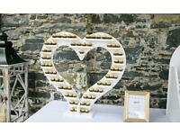 Wedding items for hire