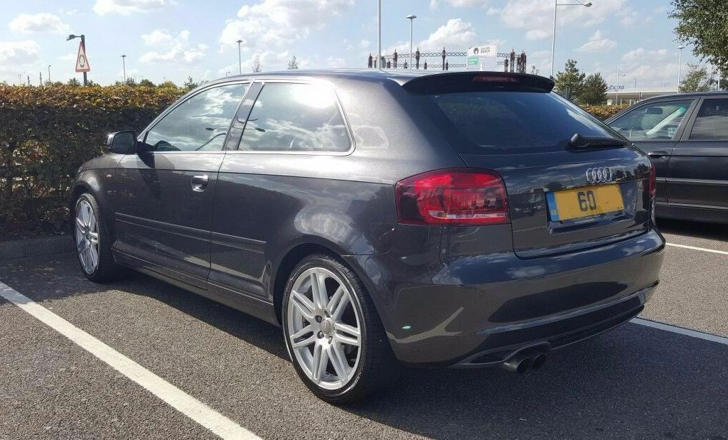 2010 audi a3 1 4 tfsi s line full audi service history 23k start stop sline in manor park. Black Bedroom Furniture Sets. Home Design Ideas