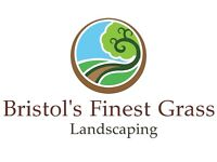 Bristol's Finest Grass - Landscaping