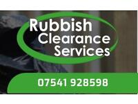 Rubbish Removal, House Cleaeance , Waste Collection (Registered Waste Carrier )