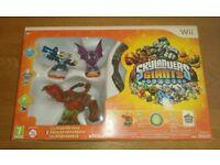 Nintendo Wii Skylanders Giants Starter Set 100% Complete With Original Box As New Condition