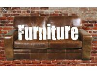 UNWANTED FURNITURE WANTED. sofas, beds, tables, chest of drawers, wardrobes. Collection today.