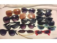 15 x Sunglasses job lot. Some really nice shades
