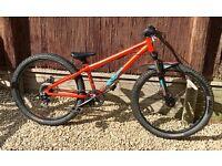 Mongoose Fireline Bike