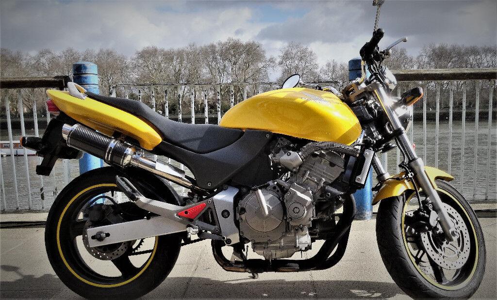 Honda Hornet 600 2001 9000 Miles In Putney London Gumtree