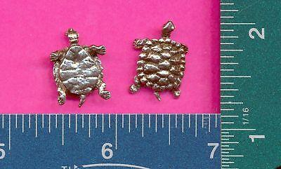 100 wholesale lead free pewter turtle figurines m11058