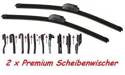 2 x premium Scheibenwischer (SET) Mercedes CLK-Klasse W209 C209 A209 ab 2002 OVP online kaufen