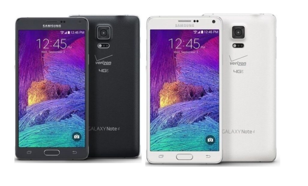 Android Phone - Samsung Galaxy Note 4 IV N910V r Verizon AT&T T-Mobile GSM UNLOCKED Cell Phone