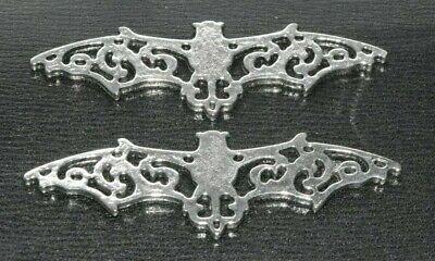 FILIGREE BAT MENUKI : Decoration for Japanese Samurai Sword