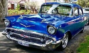1957 Chevrolet 2 DOOR BUSINESSMAN SHOWCAR Newtown Geelong City Preview