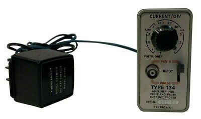 Tektronix Type 134 - Current Probe Amplifier