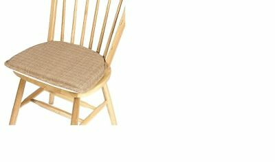 Klear Vu Essentials Outwest Gripper Chair Pad in Wheat