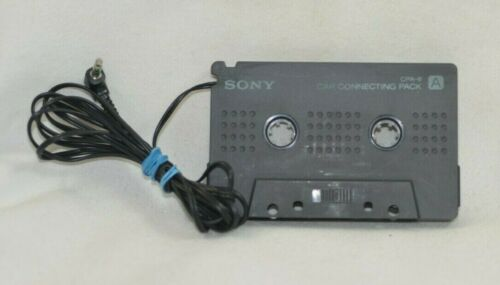 SONY CPA-8 CAR CONNECTING PACK CASSETTE ADAPTER TESTED FAST-FREE SHIPPING