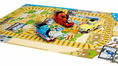 Tomica Thomas & FriendsThomas and Nia Ace Adventure Set with Map w/ Tracking NEW