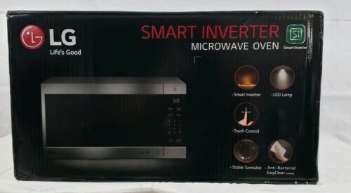 LG NeoChef 2.0 Cu. Ft. Countertop Microwave Oven Smart Inver