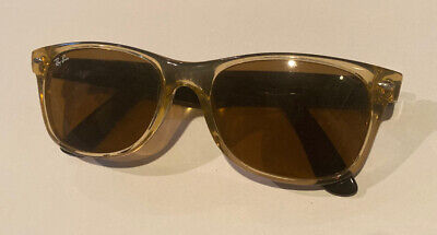 Rare Multi-Colored New Wayfarer 2132 55mm Ray Ban Sunglasses Made In (Coloured Ray Bans)