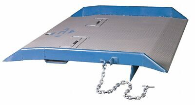 Dock Plate Container Ramp 20000lbs. Bluff 96x 72 New