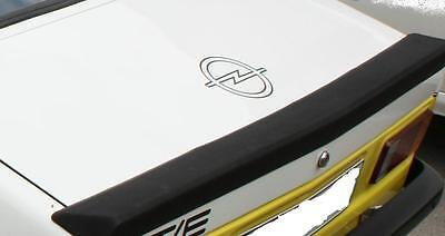 Opel Kadett-C GTE Emblem für den Kofferdeckel, Aufkleber CIH 1000er Rallye gebraucht kaufen  Deutschland