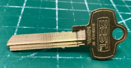 Best Kaba Peaks KB-B2 Key Blank / KB / Locksmith